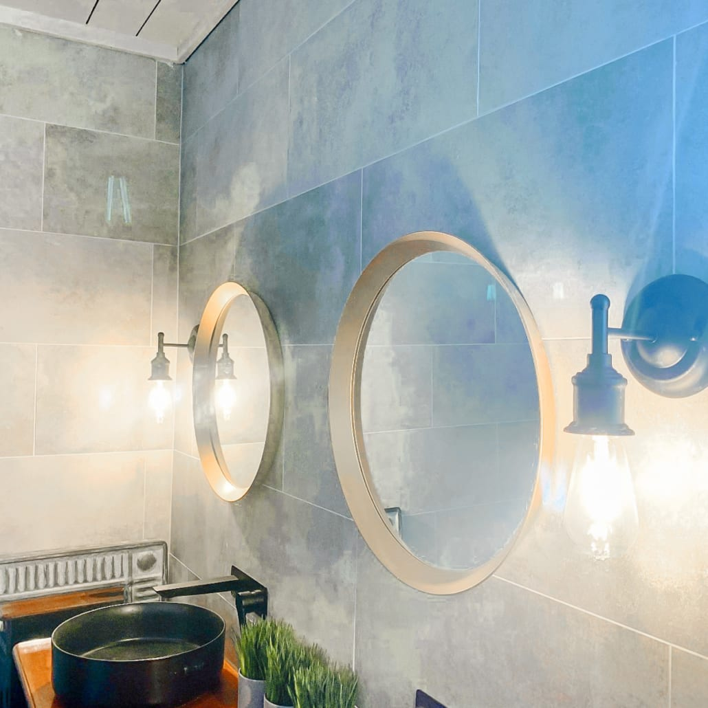 Custom Bathroom Lighting Electrical Services Contractors South Coast NSW - Varley Electric