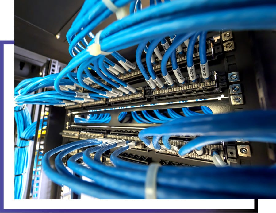 Services Data Cabling Services - Varley Electric