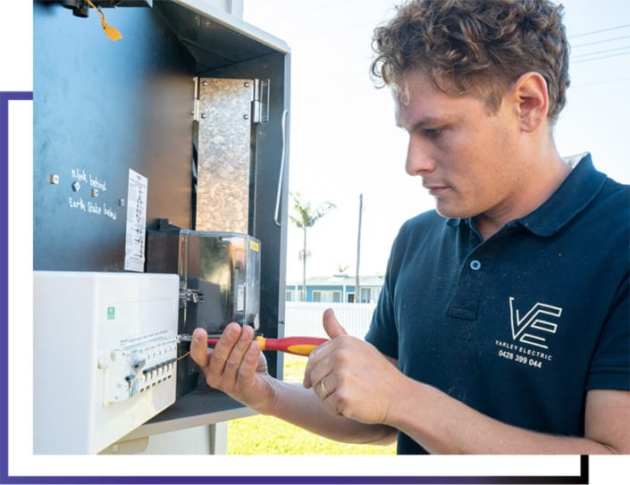 Services Domestic and Residential Electrician - Varley Electric
