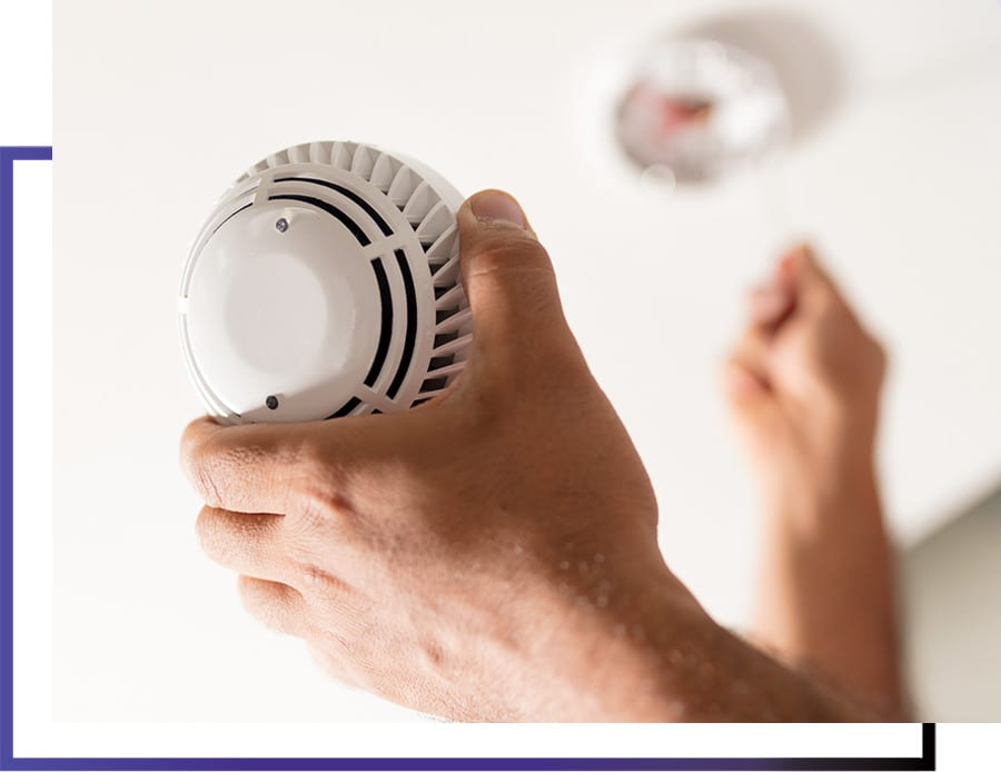 Services Smoke Alarm and Detector Installation - Varley Electric