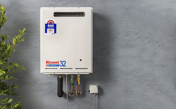 Continuous Hot Water System Installation