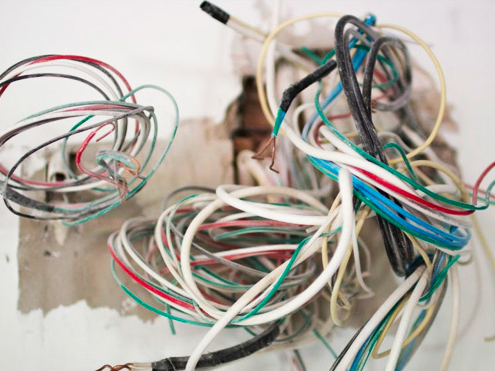 Old Faulty wiring